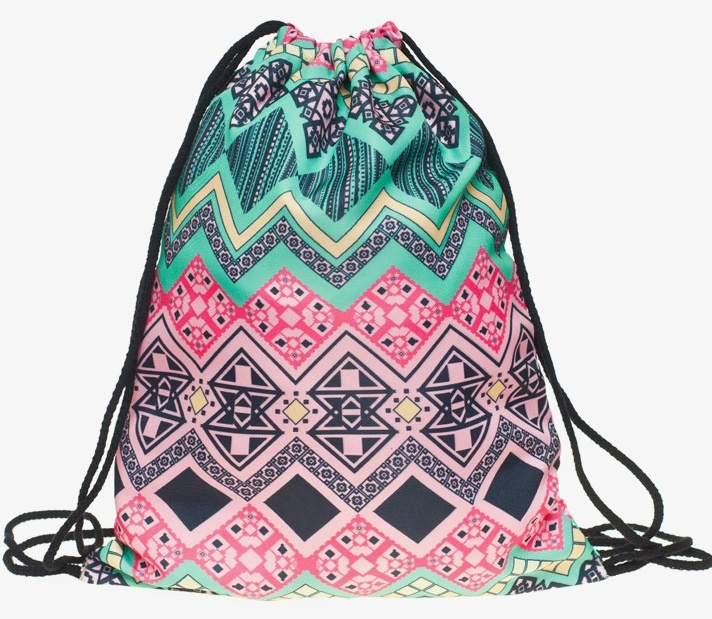 fashion-geometry-print-backpacks-drawstring-font-b-bags-b-font-outdoor-casual-pouch-free-shipping